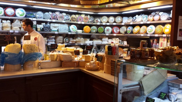 BASHERS FROMAGERIE, SARONA
