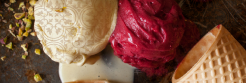 THE DELICIOUS FLAVOURS OF BUZA'S ICE CREAM & SORBETS