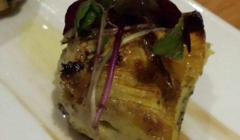 glazed artichoke hearts