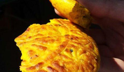 'hubz asfar'or 'yellow bread'